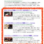 YouTube(ユーチューブ)動画はGoogle検索で上位表示されやすい!は本当か?