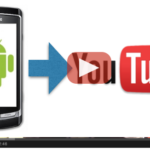アンドロイド(Android)から動画をアップロードする方法