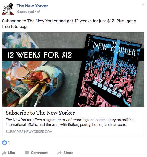 Facebook広告 ヘッドライン